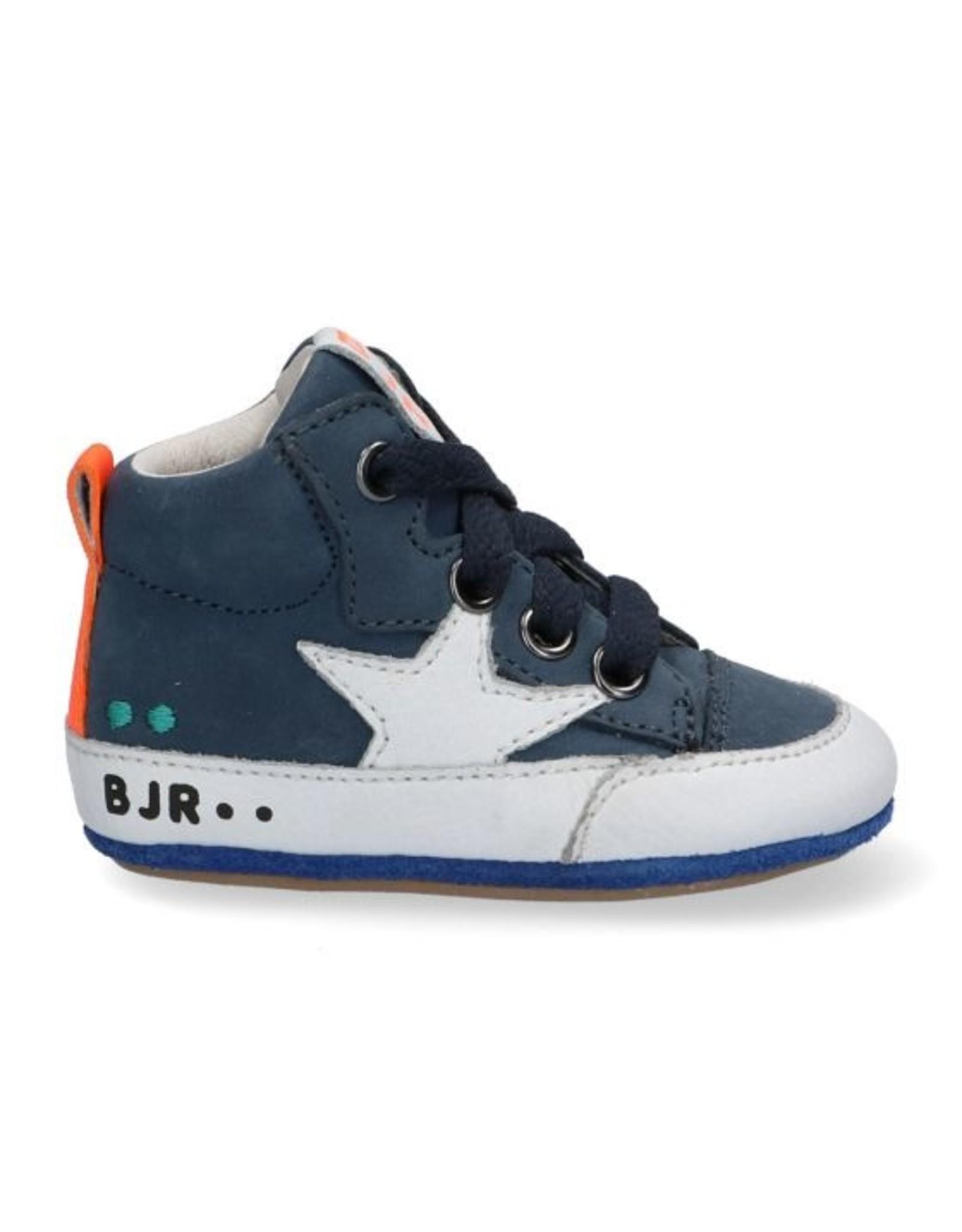 Bunnies Bunnies jr. - Zilke Zacht/blue