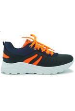 Track - Style Trackstyle - Sportieve Jongensschoen Donkerblauw