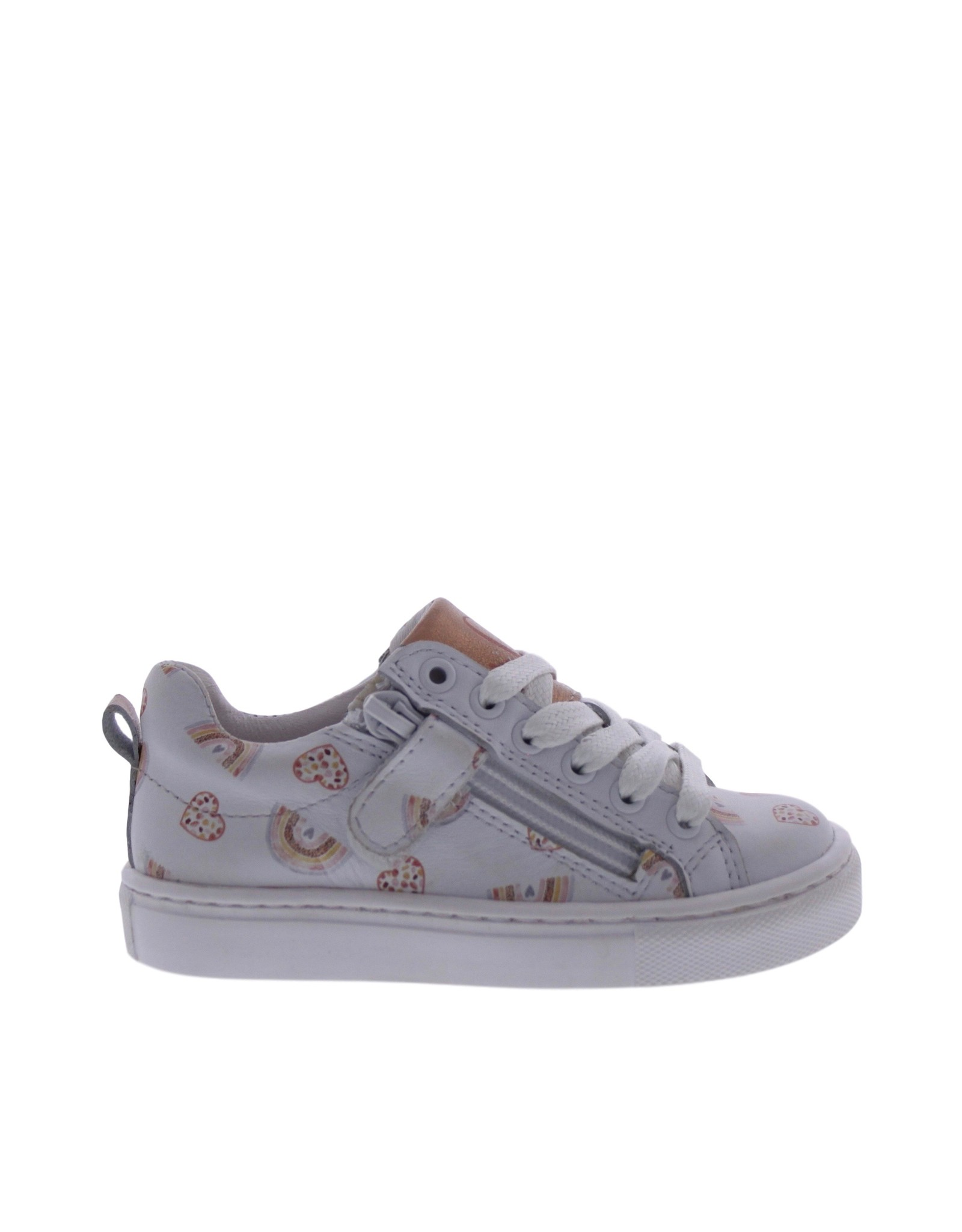 Piedro Piedro - For Jet - Witte Fantasie Sneaker