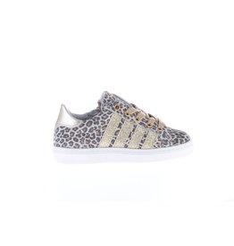 Gattino Gattino - Meisjes Sneaker Panter print