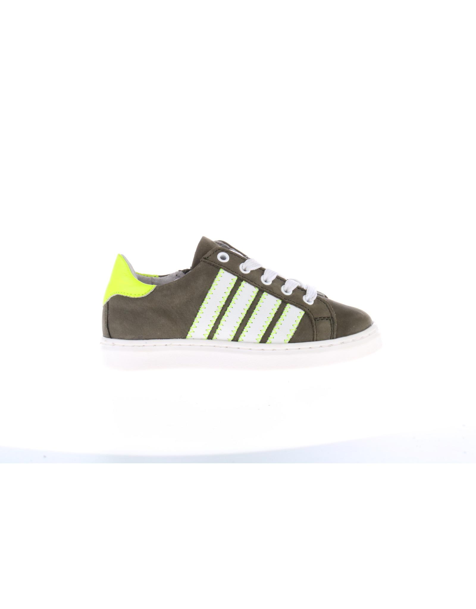 Gattino Gattino - Sneaker Groen Combi