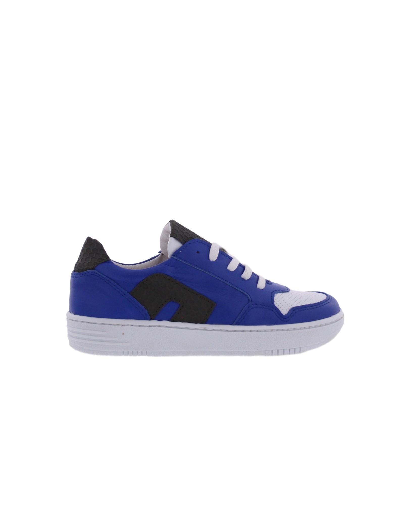 Piedro Piedro - Jongens Sneaker Kobalt Wit