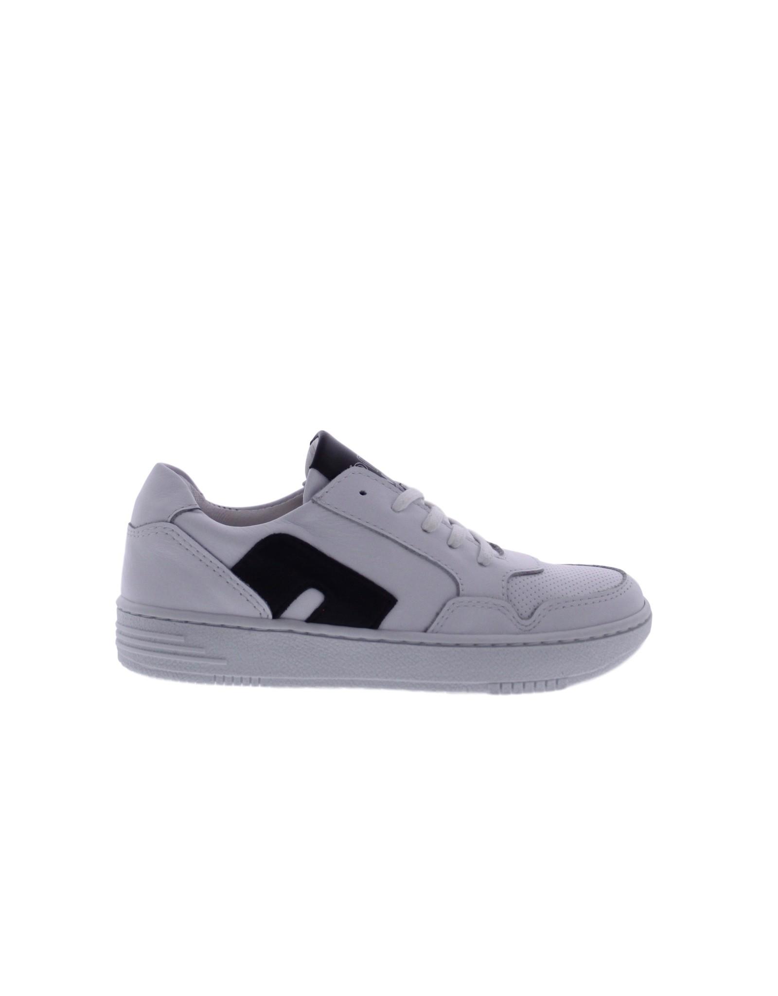 Piedro Piedro - Jongens Sneaker Wit Zwart