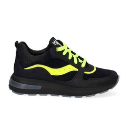 Track - Style Track-Style-Lage-Sneaker-Donkerblauw