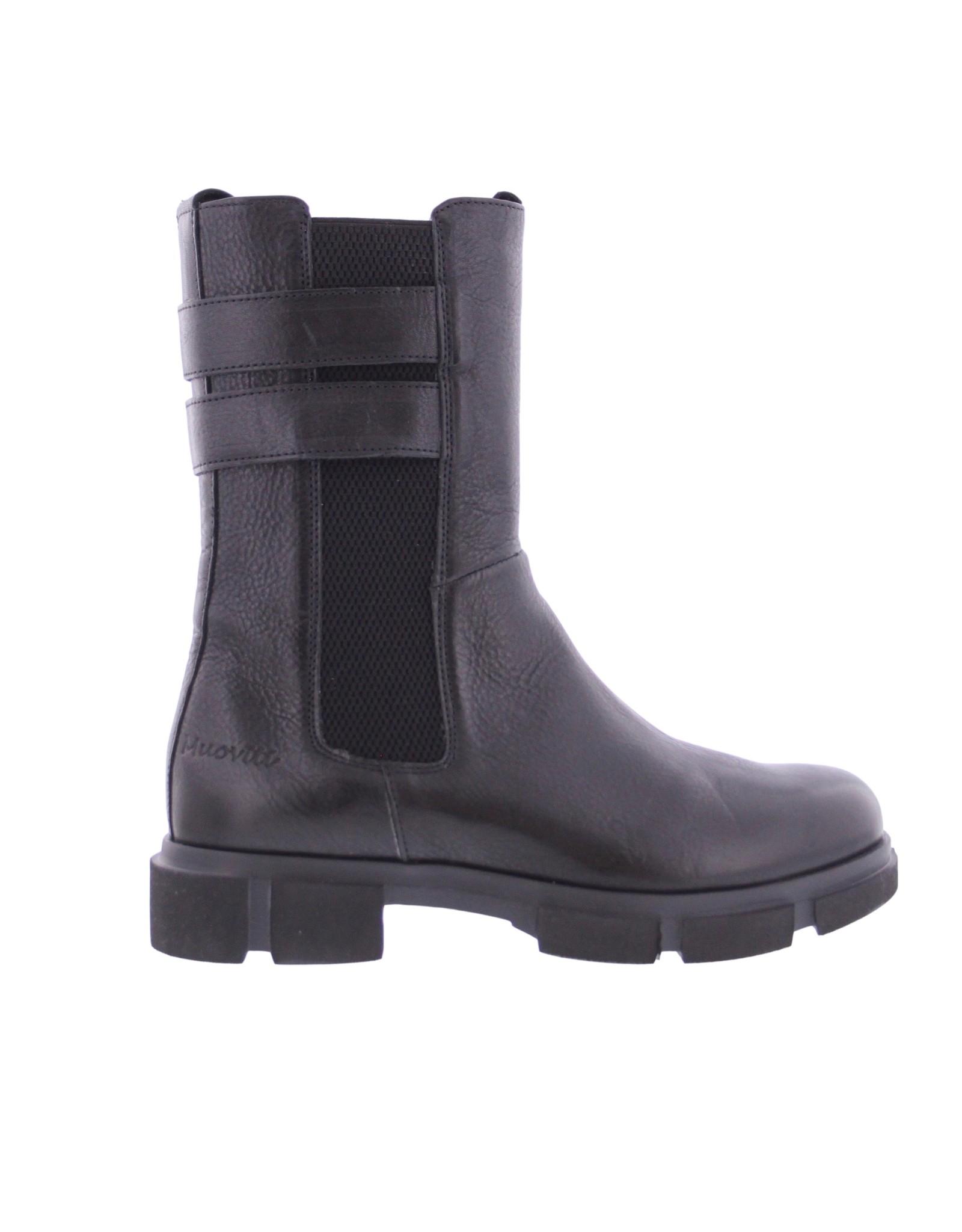Muoviti Muoviti-Chelsey-Boot-Zwart