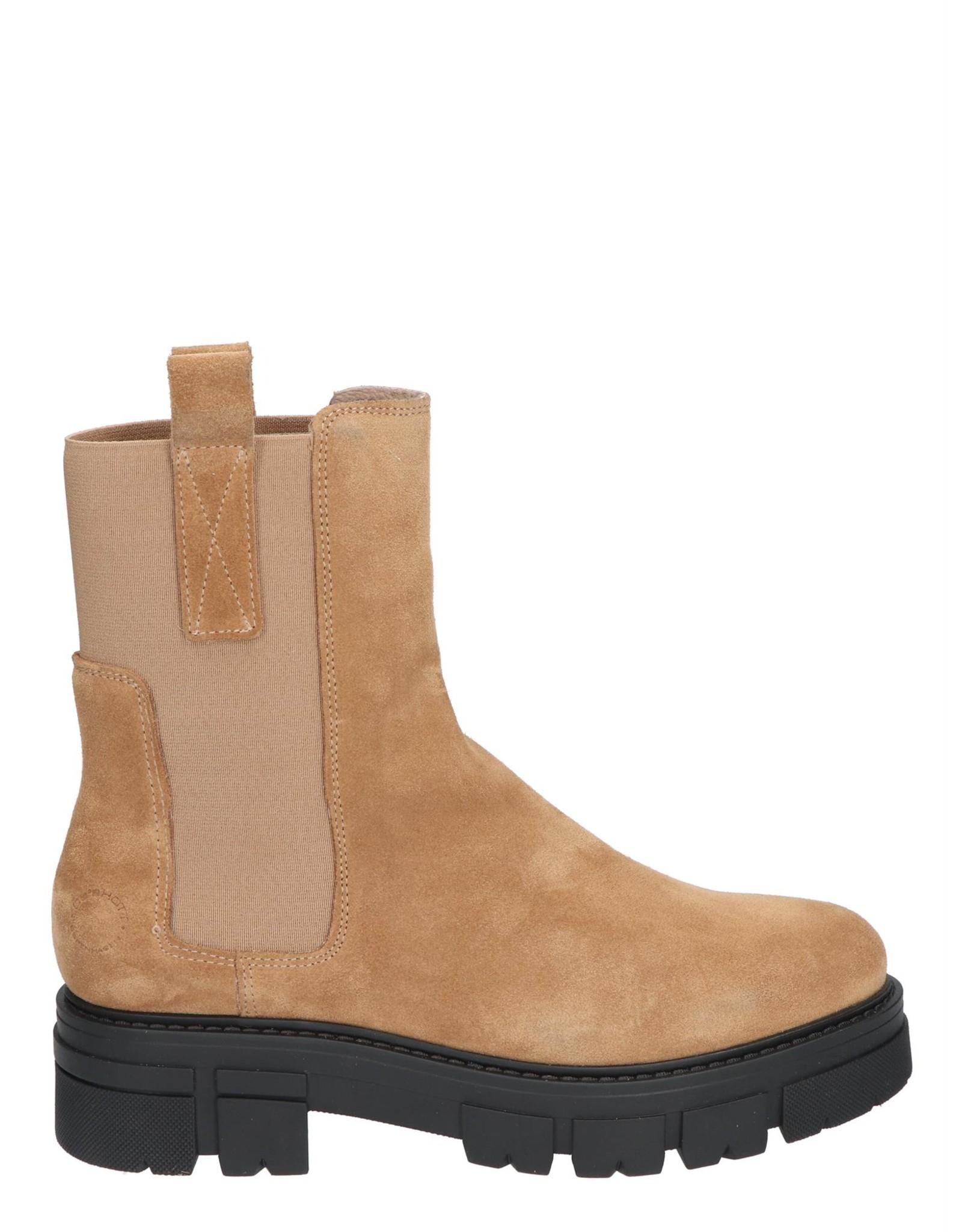 Ca Shott Ca Shott-Chelsey Boot-Taupe