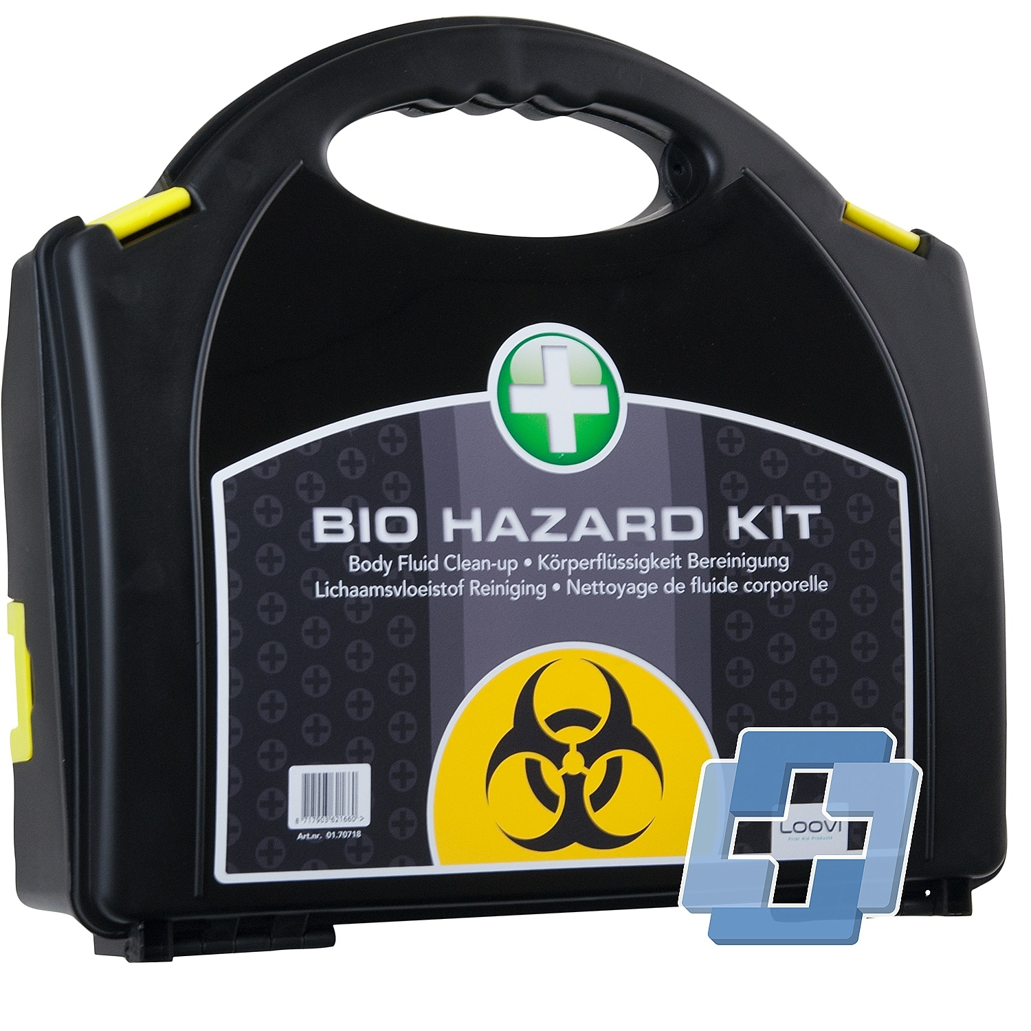 Reliance Body fluid clean up kit