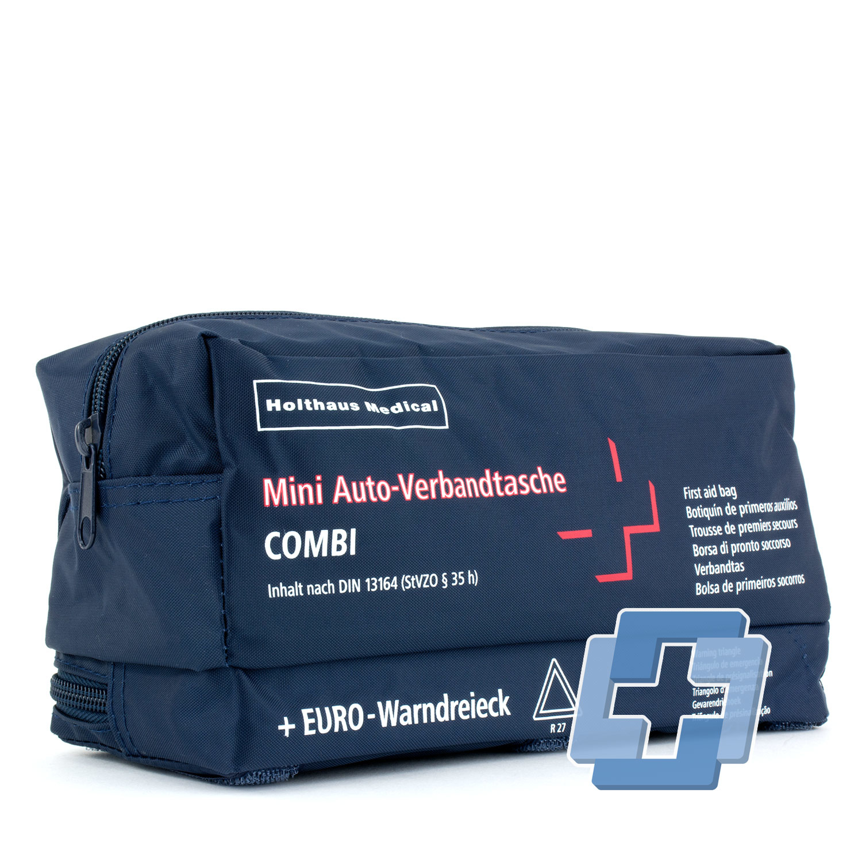 Holthaus Mini eerste hulp tasje - combi