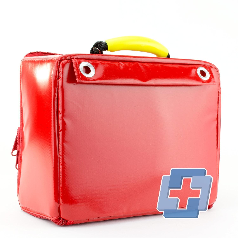 Holthaus Paramedic eerste hulp wandtas