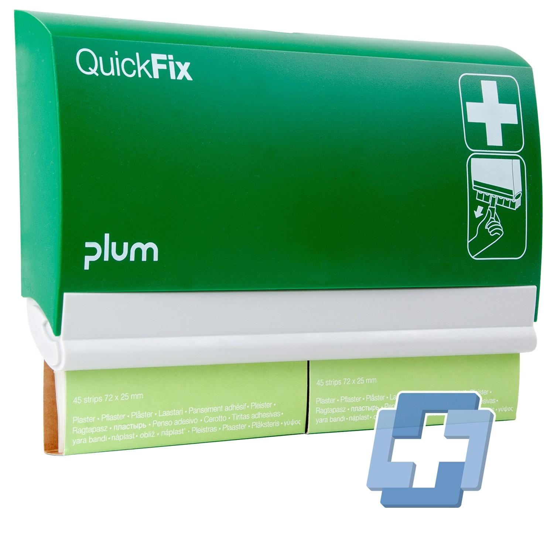 PLUM QuickFix dispenser PE detecteerbaar HACCP