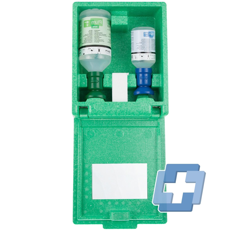 Plum Stofdichte wandbox incl. 1x 500 ml. en 1x 200 ml pH neutraal