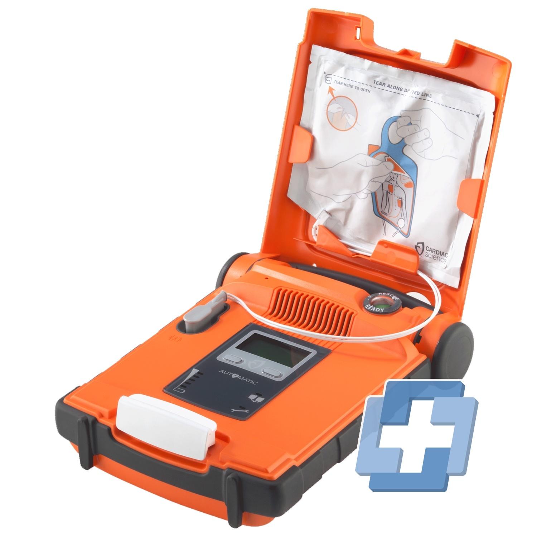 Cardiac Science Powerheart G5  vol automaat