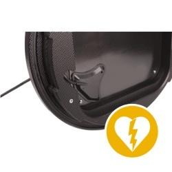 Rotaid AED wandkast solid plus heat