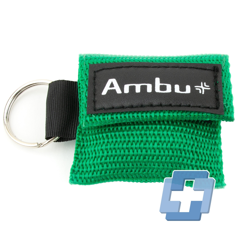 Ambu LifeKey sleutelhanger groen