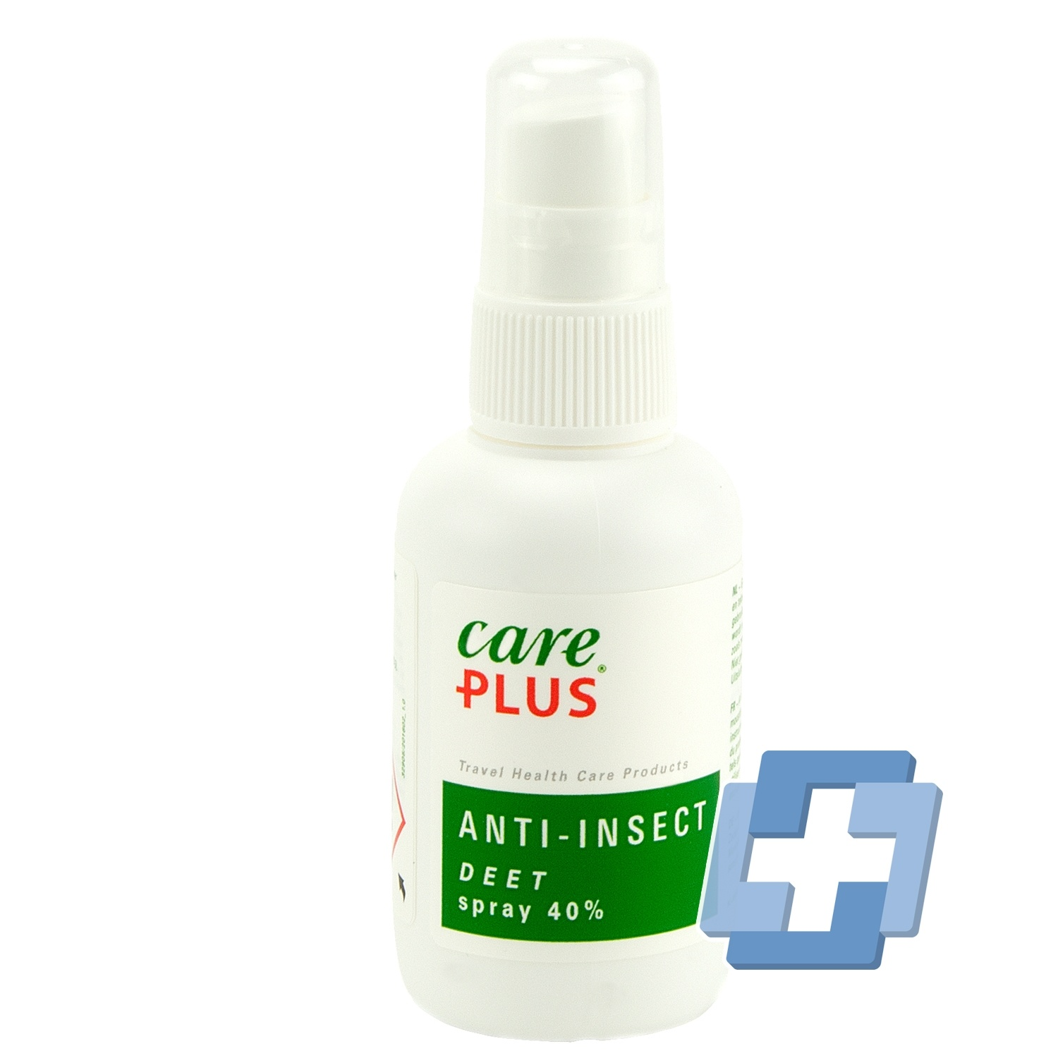 Care Plus Anti-insect deet spray 40%  - 60ml