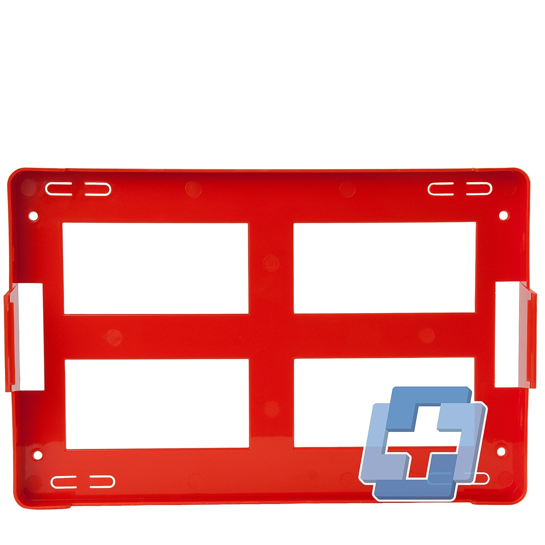 HEKA Verbanddoos toolpack + wandhouder leeg - 40 x 27 x 13,5 cm