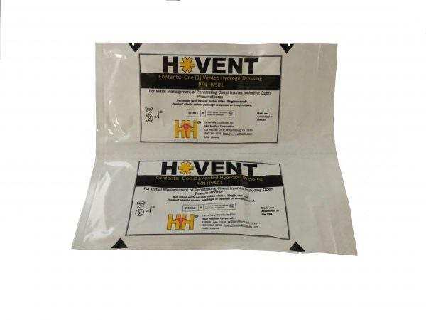 H*vent chest seal (2 stuks)