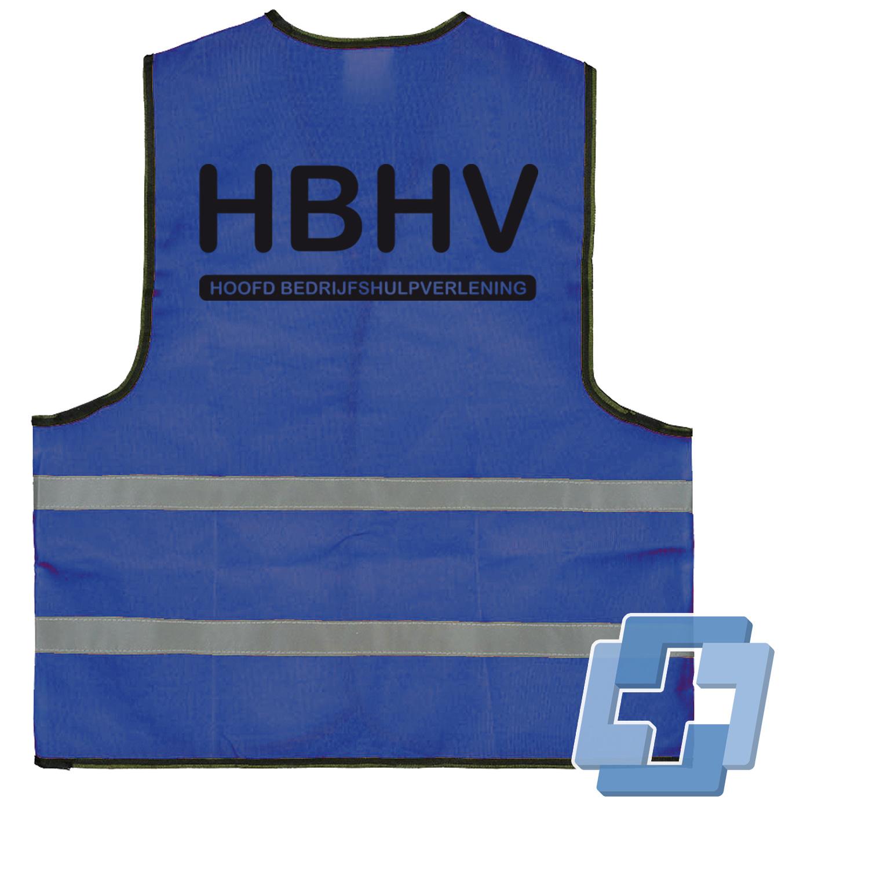 Veiligheidsvest blauw