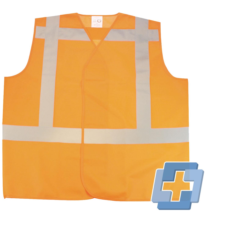 RWS veiligheidsvest oranje