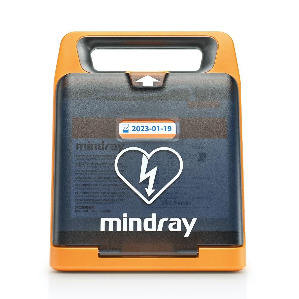 Mindray BeneHeart C2 volautomaat met display