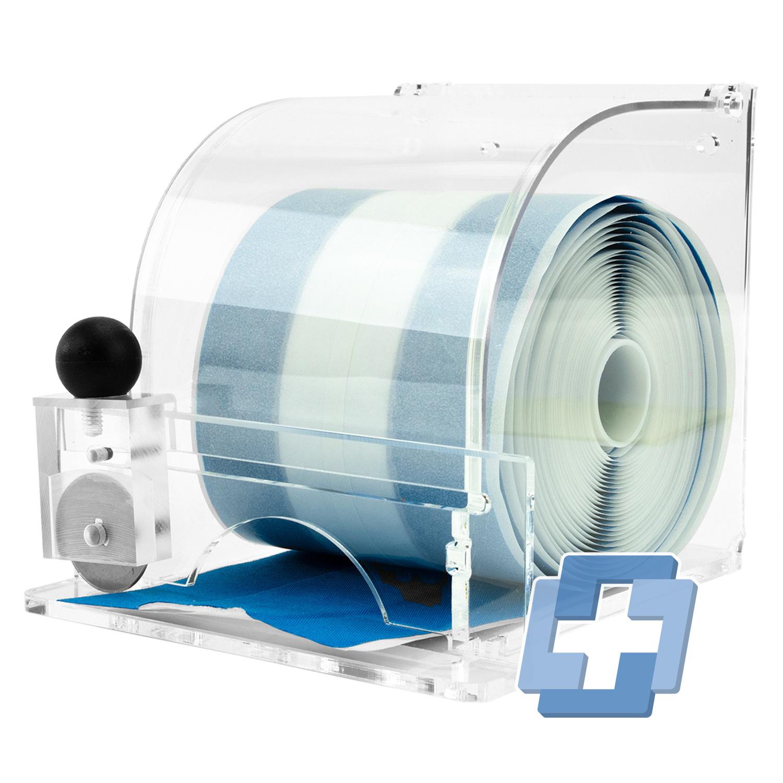 Pleisterrol dispenser neutraal - 6 cm