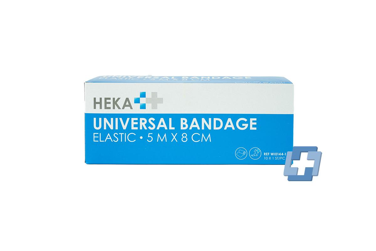 HEKA Universeel windsel 5 m x 8 cm (10 stuks)