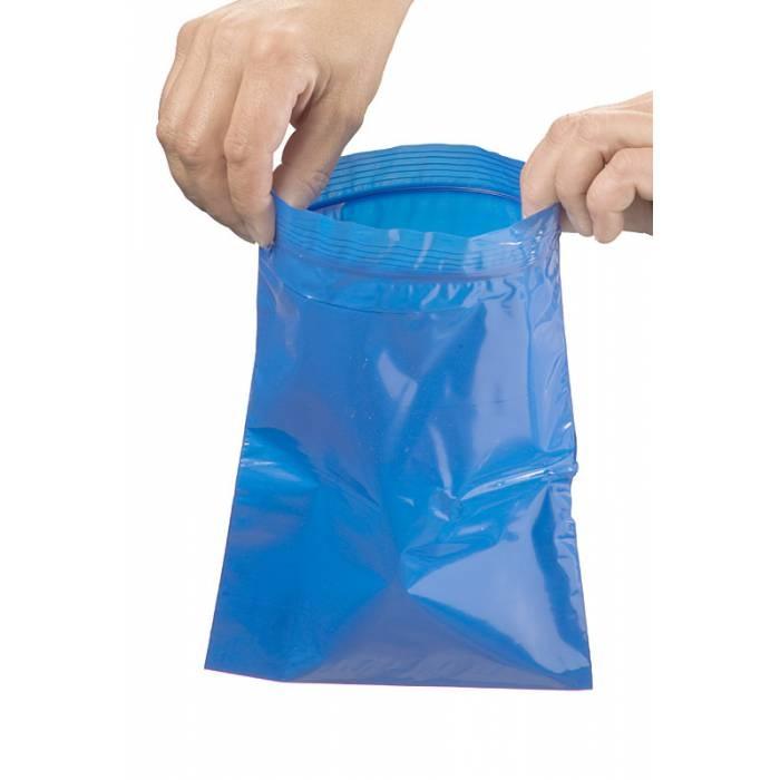 HEKA Blue bag gripstrip wegwerpzakjes (100 stuks)