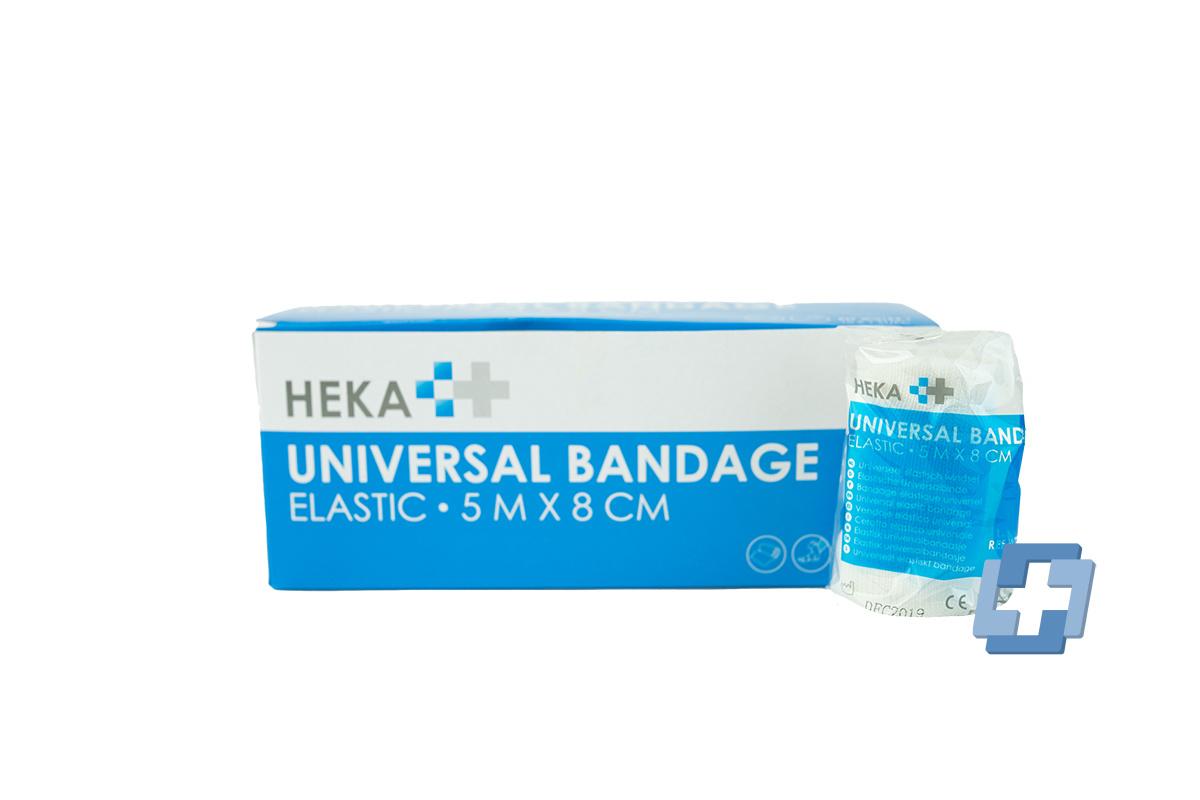 HEKA Universeel windsel 5 m x 8 cm (per stuk)