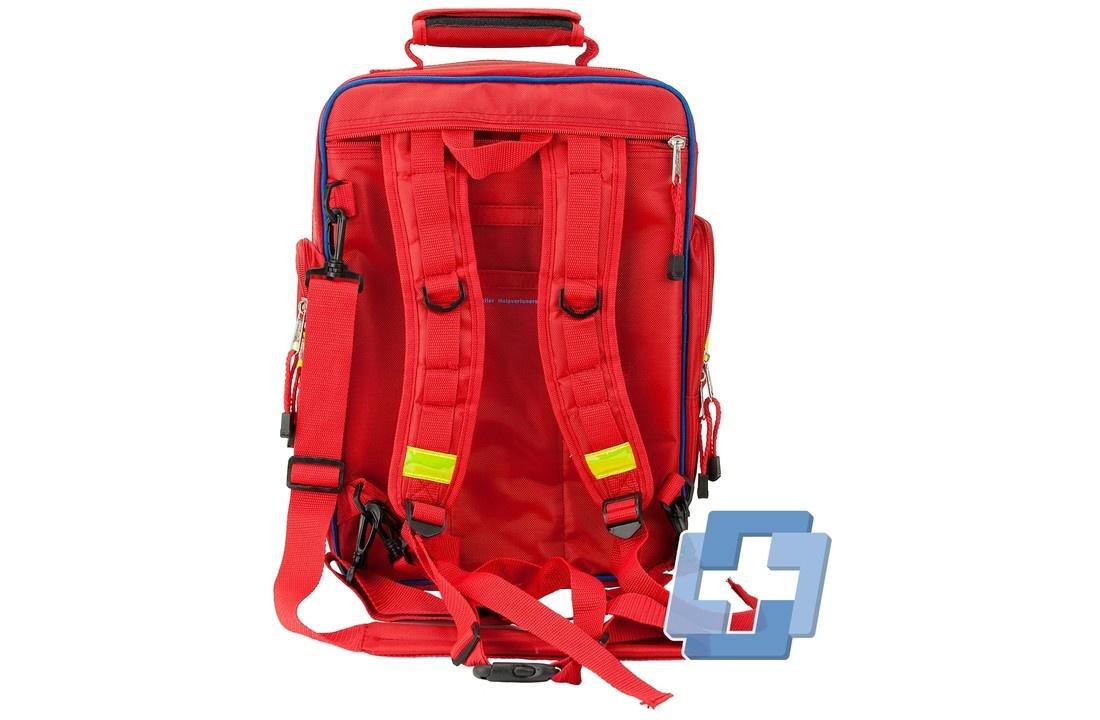 HEKA EHBO rugtas rood inclusief complete navulling
