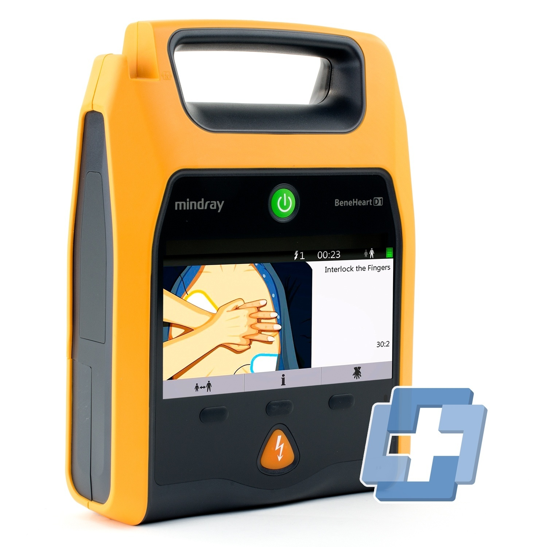 Mindray BeneHeart D1 AED inclusief binnenwandkast met alarm
