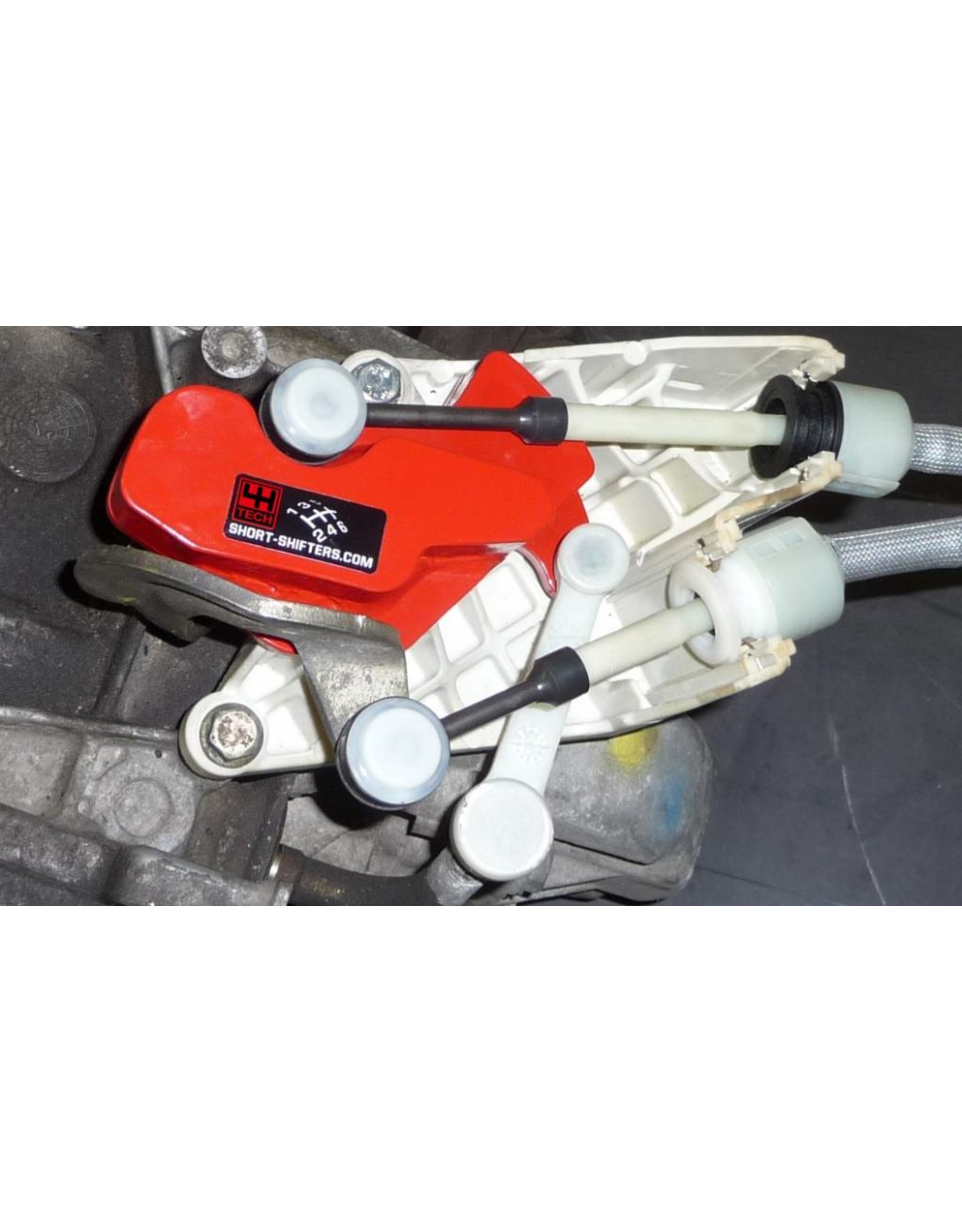 4H-TECH BE4-Shift Short Shifter for Peugeot and Citroën with cable operated BE4 5-speed gearbox. (see applications)