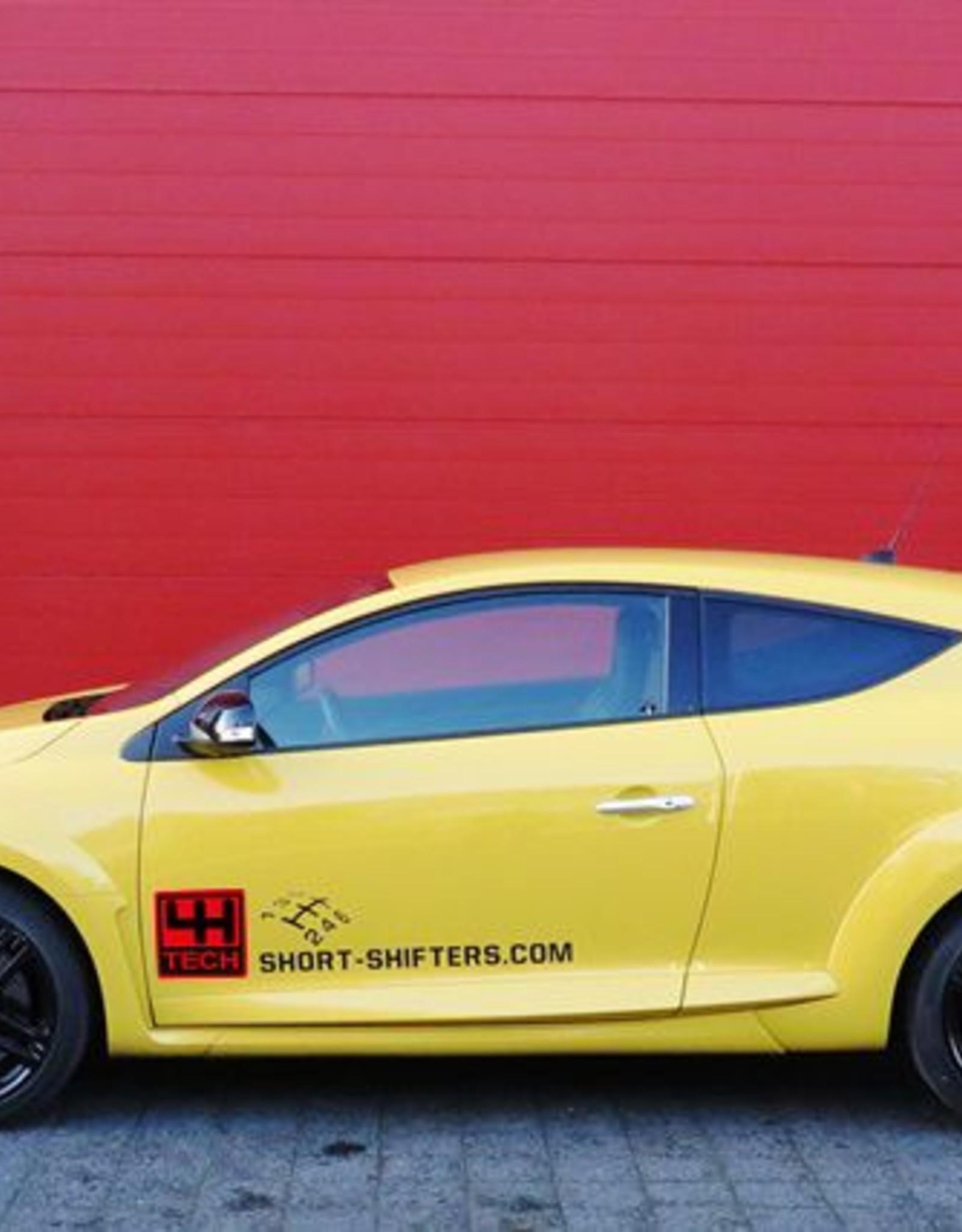 PK4018-Shift for Renault Megane 3 RS (MK3)