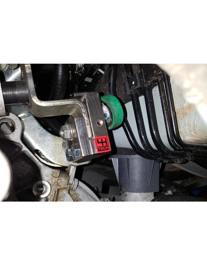 4H-TECH short shifter type F-Shift for Fiat, Ford, Lancia and Alfa Romeo.