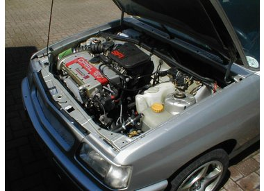2.0L Conversion with F16 or F20 gearbox