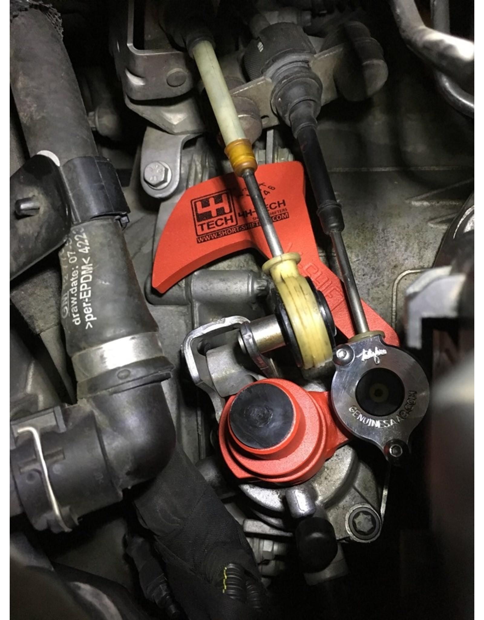 4H-TECH short shifter type V-Shift for the F40 transmissions
