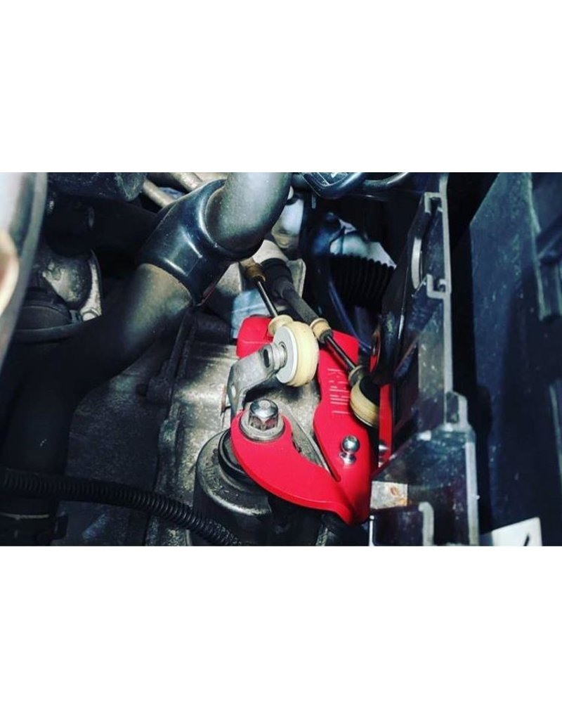 4H-TECH Short Shifter type K-Shift for the 2013,2014 and 2015 type F40 transmissions
