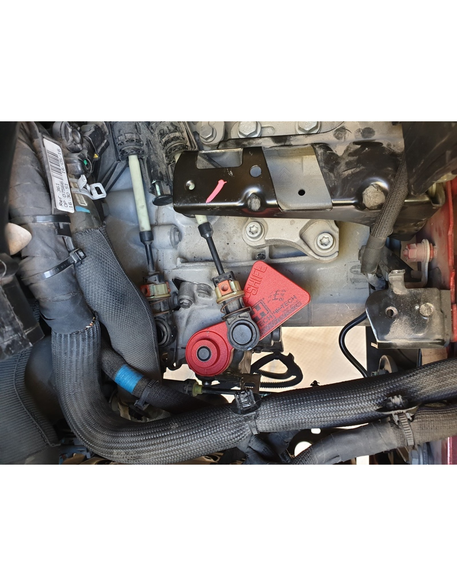 4H-TECH P-Shift Short Shifter for 1.6 THP 16V