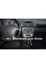 4H-TECH Short shifter type D-Shift for Opel and Vauxhall Corsa-B and Tigra-A