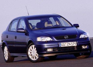 Astra-G (1998 - 2003)