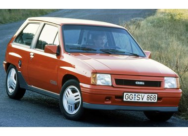 Corsa A (1984 - 1993)
