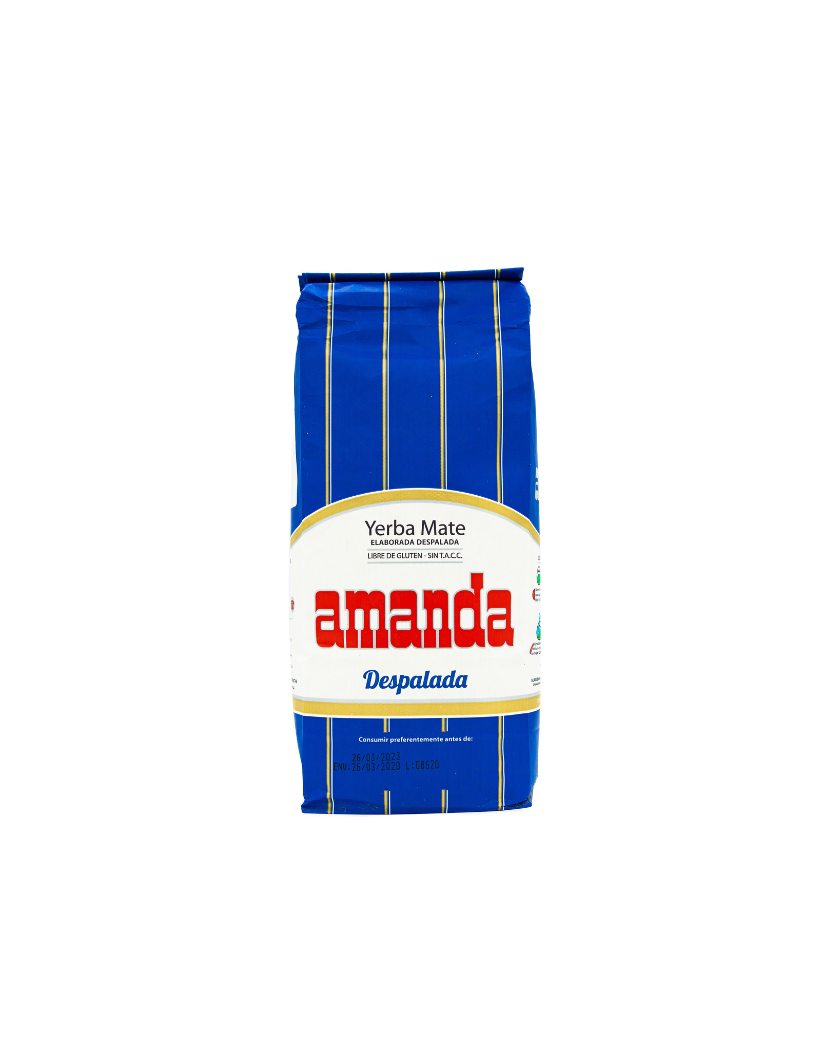 Amanda Amanda despalada sin palo