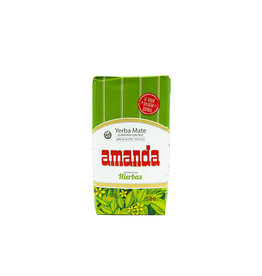 Amanda Amanda: Yerba avec extra types d'herbes