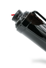 Typische yerba mate thermos 1L zwart