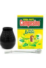 Starterskit calabaza céramique noire