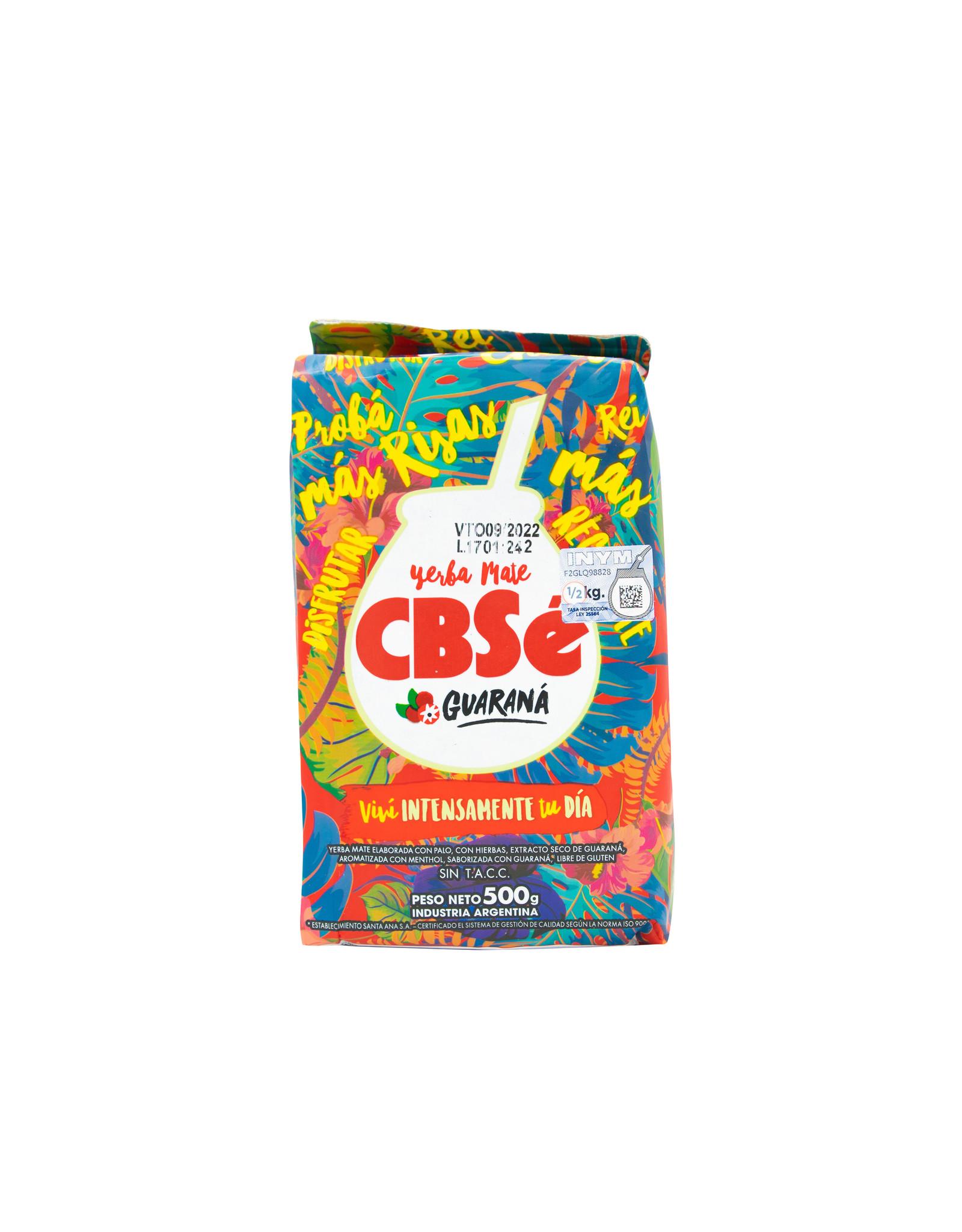 CBSé CBSé: Yerba mate guaraná