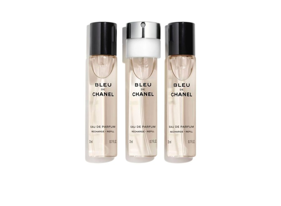 Bleu de Chanel Eau de Parfum Navulling