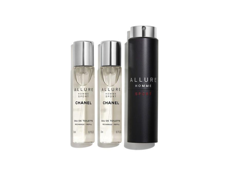 Allure Homme Sport Navulling Travel Spray