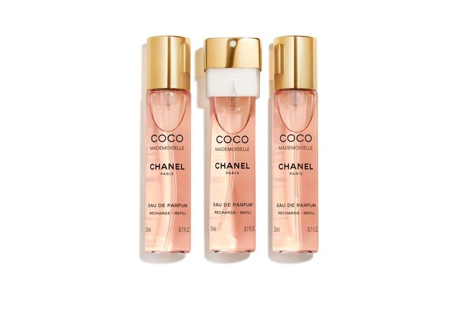 Coco Mademoiselle Eau de Parfum Navulling