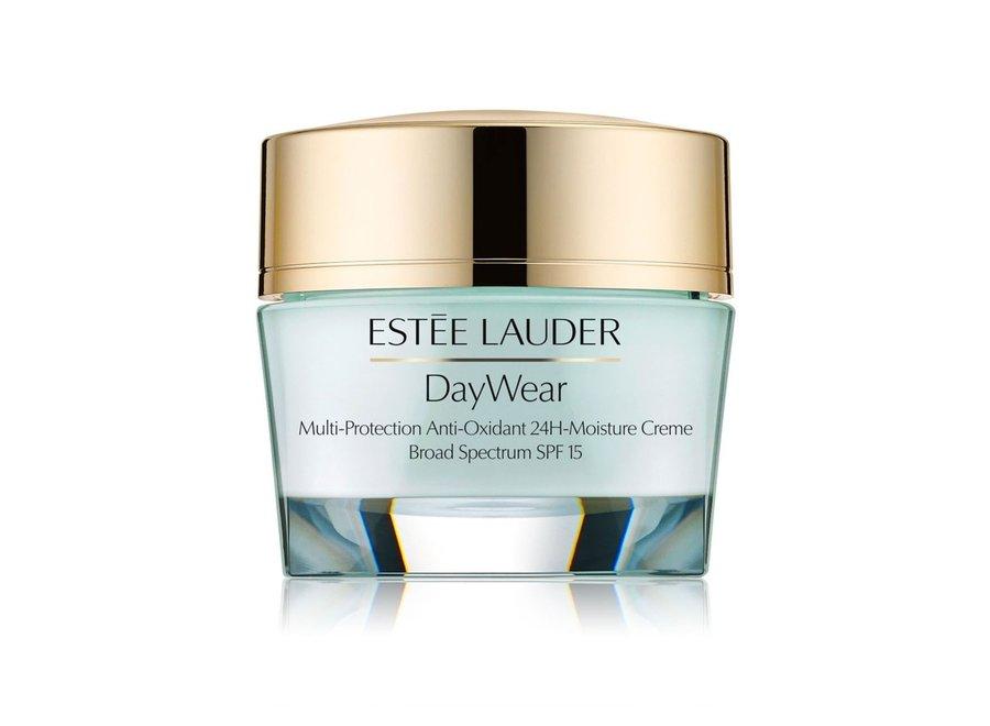 DayWear Multi-Protection Anti-Oxidant 24H-Moisture Crème