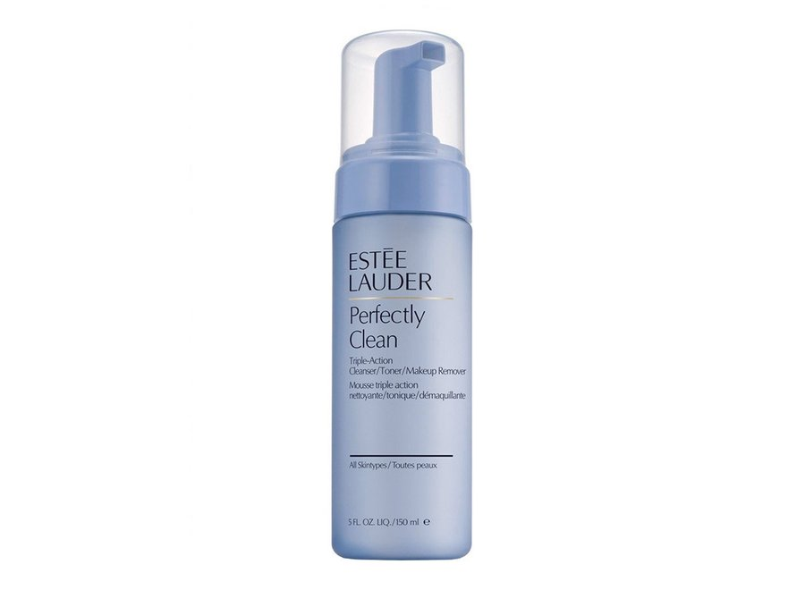 5.0 (1) Perfectly Clean Triple-Action Cleanser / Toner / Makeup Remover Gezichtsreiniging
